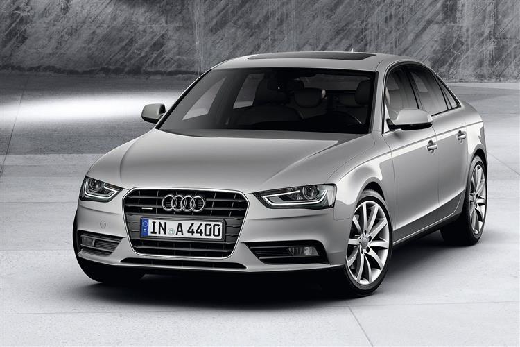 Audi A4 2.0 TDI Ultra 163 SE Technik 4dr