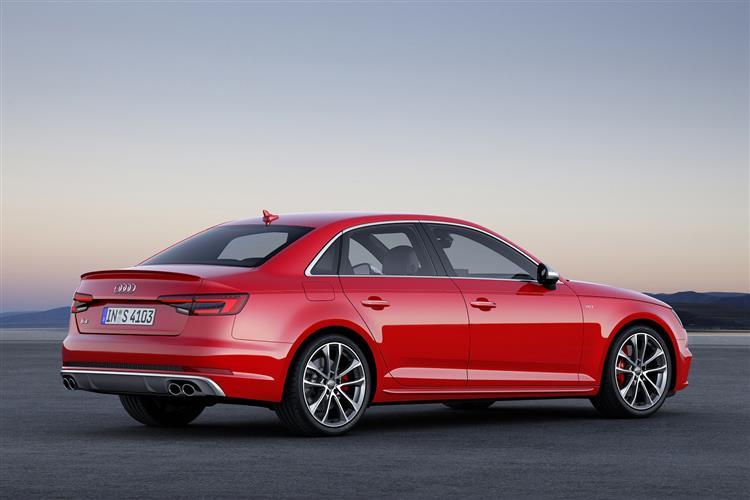 Audi S ABC Leasing - Lease audi s4