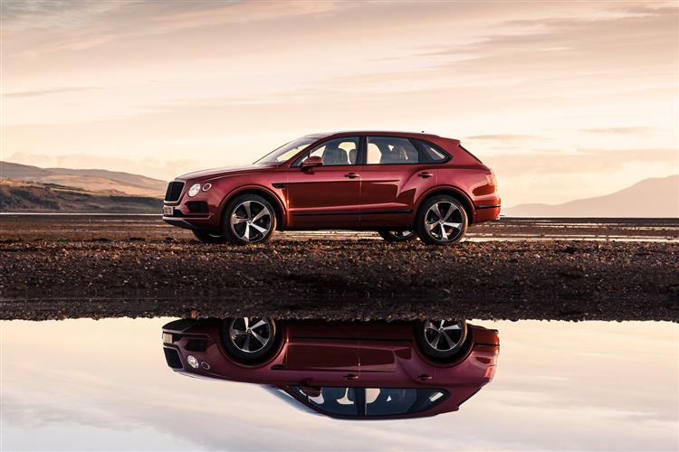 Bentley Bentayga - Unlike any other SUV in the world image 1 thumbnail