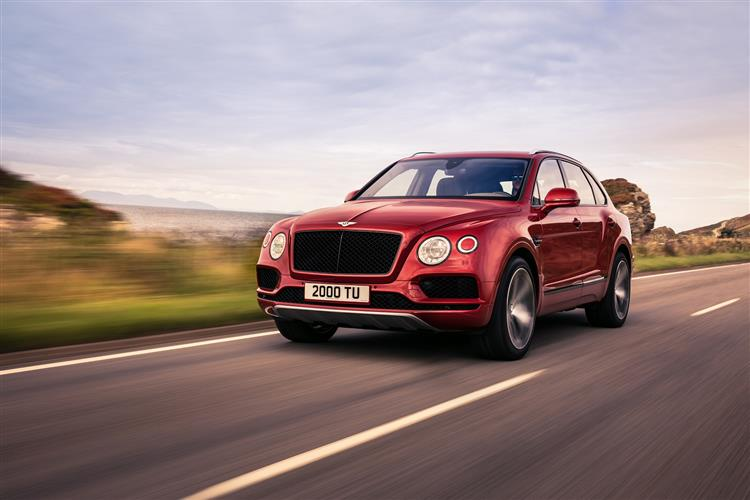 Bentley Bentayga - Unlike any other SUV in the world image 3 thumbnail