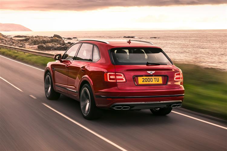 Bentley Bentayga - Unlike any other SUV in the world image 5 thumbnail