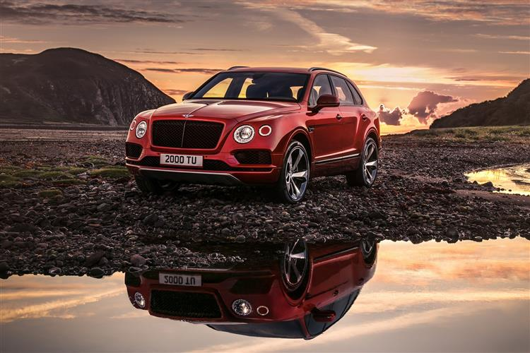 Bentley Bentayga - Unlike any other SUV in the world image 6 thumbnail