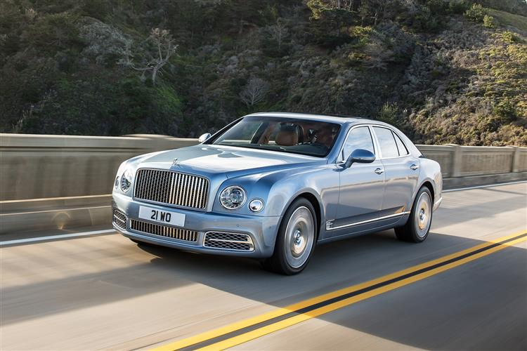 Bentley Mulsanne Extended Wheelbase - The most luxurious car in the range image 1