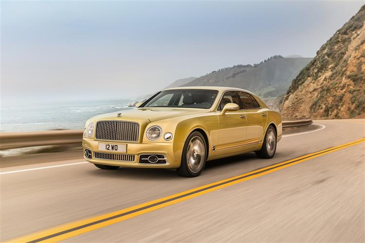 Bentley Mulsanne Extended Wheelbase - The most luxurious car in the range image 5