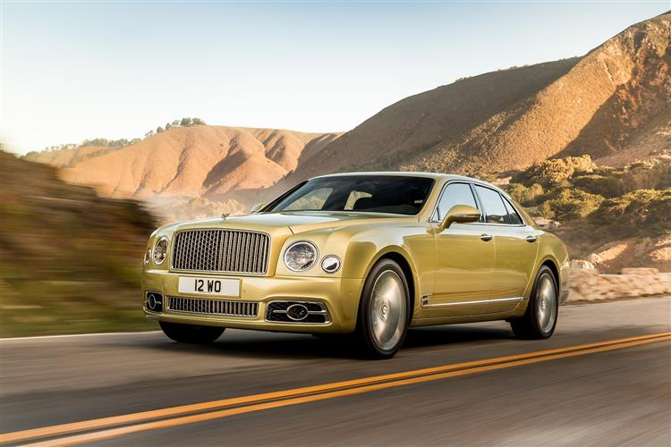 Bentley Mulsanne Extended Wheelbase - The most luxurious car in the range image 6