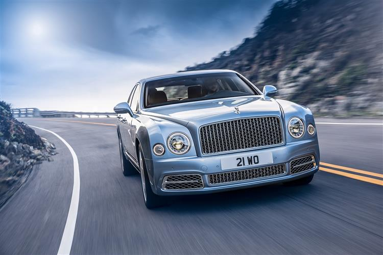 Bentley Mulsanne Extended Wheelbase - The most luxurious car in the range image 8