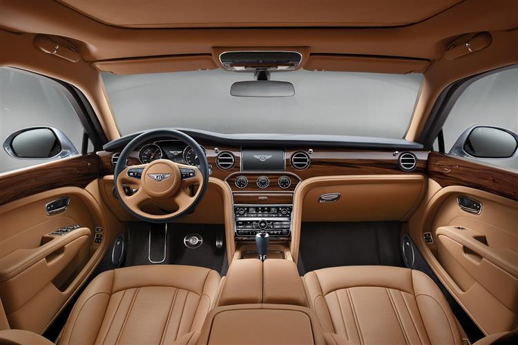 Bentley Mulsanne - Understated elegance and phenomenal power image 11