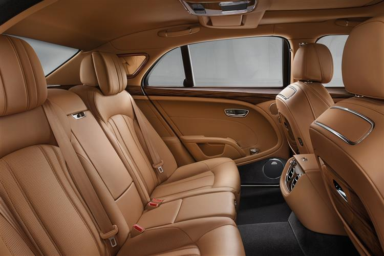 Bentley Mulsanne Extended Wheelbase - The most luxurious car in the range image 12