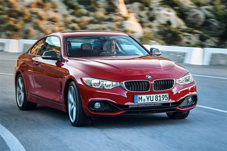 BMW 4 Series 420d [190] M Sport 2dr [Professional Media]