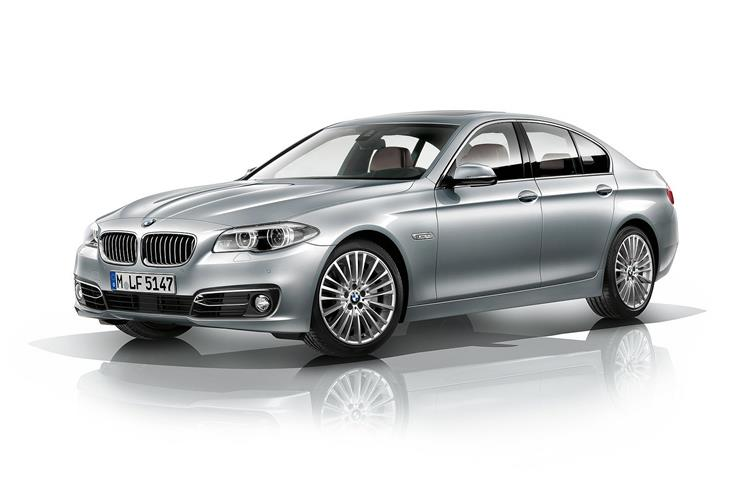 BMW 5 Series 520d [190] M Sport 4dr Step Auto