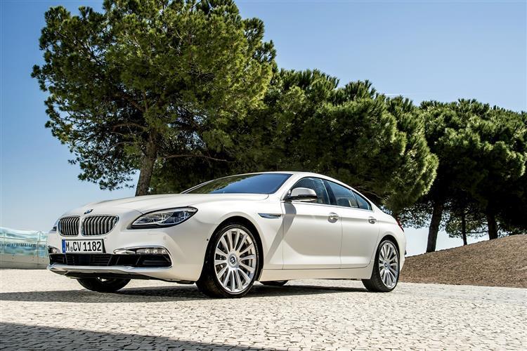 BMW 6 Series 640i SE 4dr Auto
