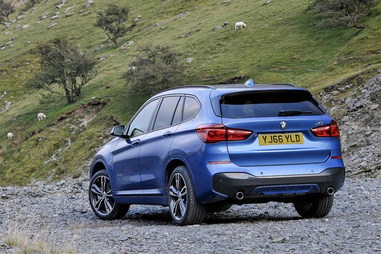 BMW X1 sDrive20i Sport 2.0 5dr Auto Clutch Manual Semi-Automatic Station Wagon (2018)
