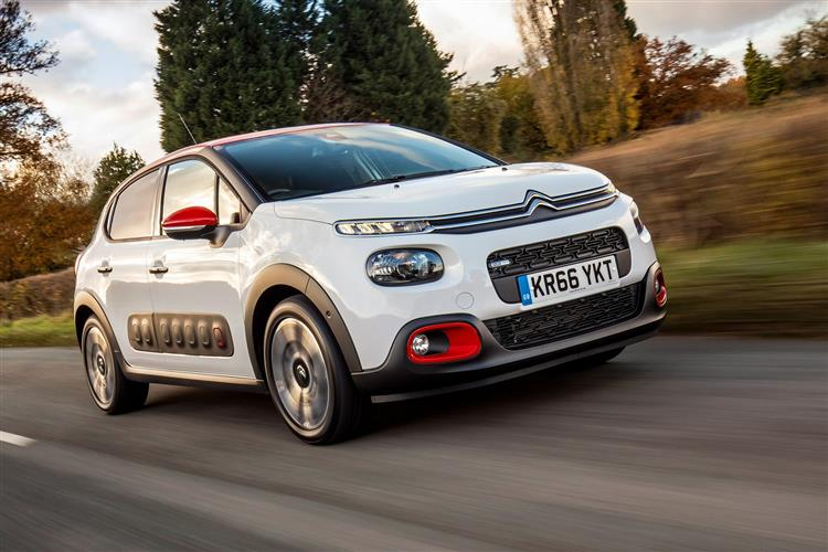 Citroen C3 1.2 PureTech 110 Flair Plus [6 Speed] image 4