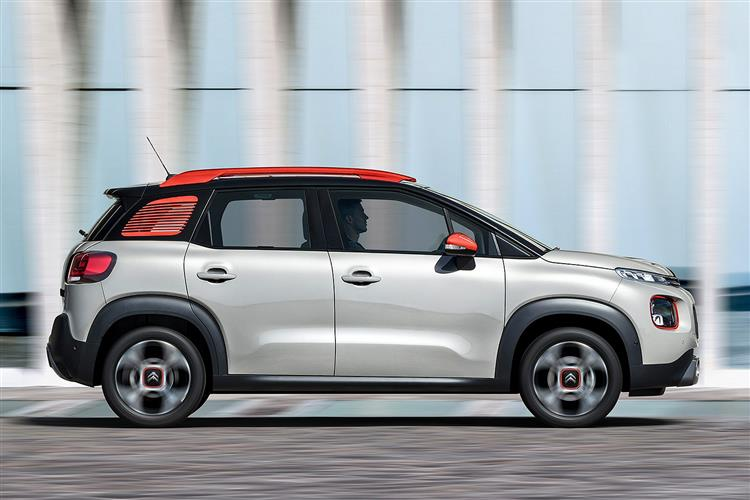 Citroen C3 AIRCROSS 1.2 PureTech 110 Flair [6 speed] 5 door Hatchback (18MY) at Oldham Motors Citroen, Fiat and Jeep thumbnail image
