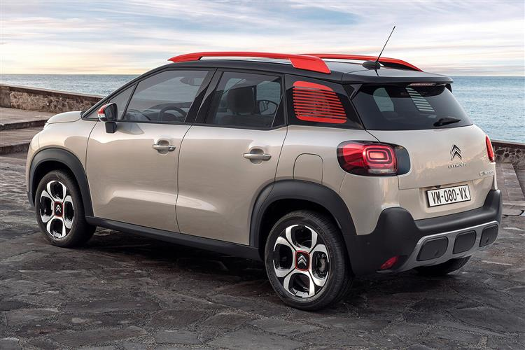 Citroen C3 AIRCROSS 1.2 PureTech 110 Flair [6 speed] image 2