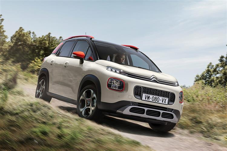 Citroen C3 AIRCROSS 1.2 PureTech 110 Flair [6 speed] image 4 thumbnail