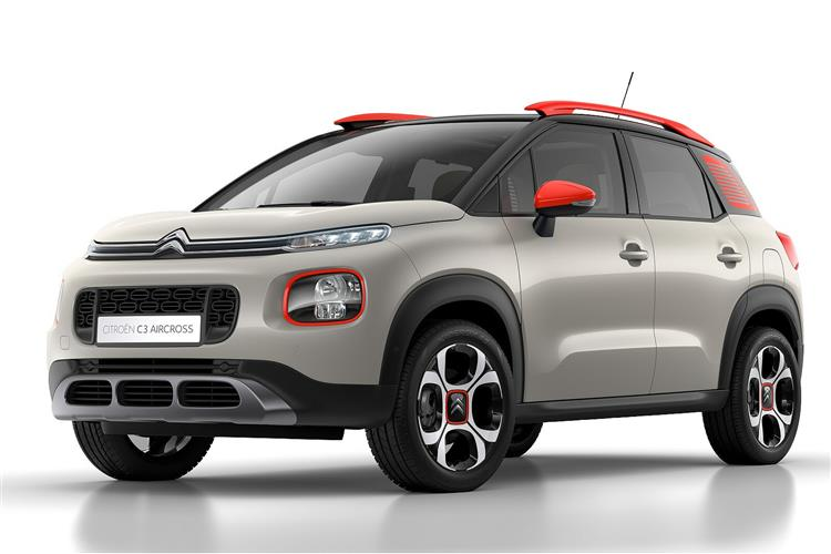 Citroen C3 AIRCROSS 1.2 PureTech 110 Flair [6 speed] image 5