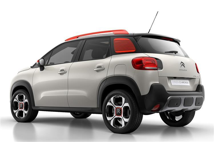 Citroen C3 AIRCROSS 1.2 PureTech 110 Flair [6 speed] image 7 thumbnail