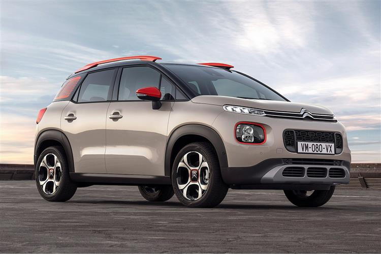 Citroen C3 AIRCROSS 1.2 PureTech 110 Flair [6 speed] image 8