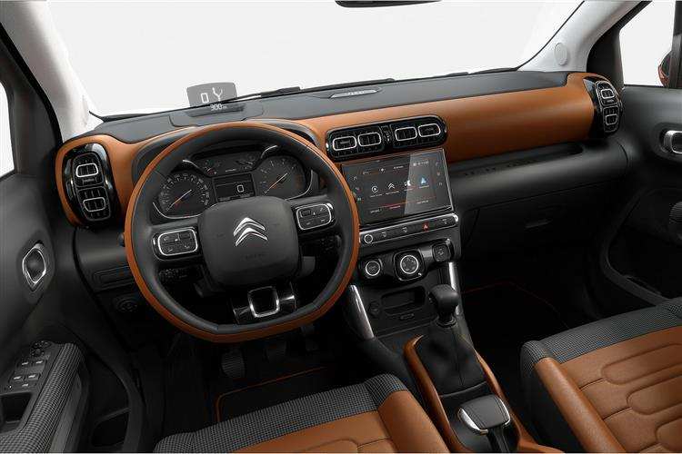 Citroen C3 AIRCROSS 1.2 PureTech 110 Flair [6 speed] image 10