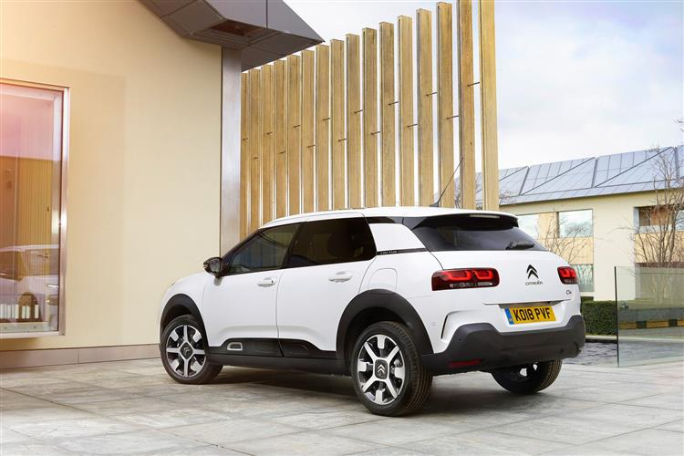 Citroen C4 CACTUS 1.2 PureTech Flair [6 Speed] 5 door Hatchback (18MY)