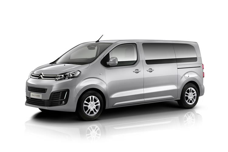 CITROEN SPACE TOURER 2.0 BlueHDi 150 Feel M [8 Seat] 5dr image 1 thumbnail