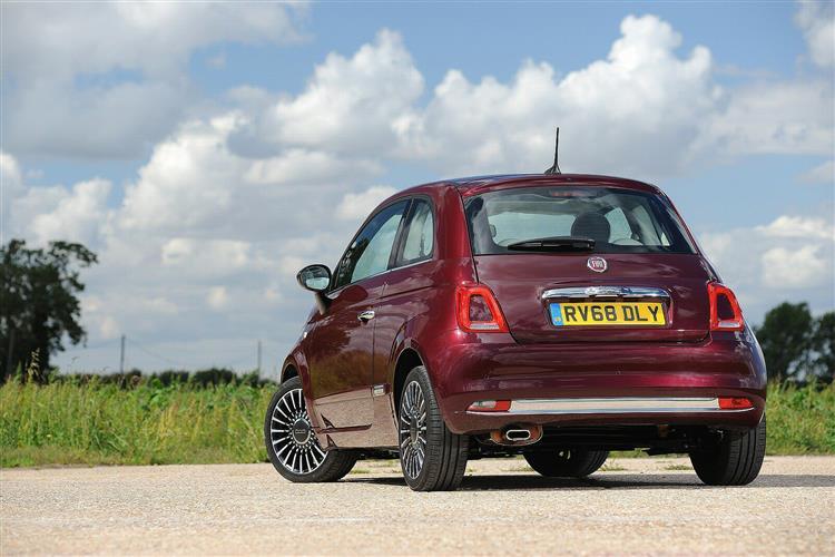 Fiat 500 1.2 Lounge 3dr **Exclusive to Warrington Motors** image 7