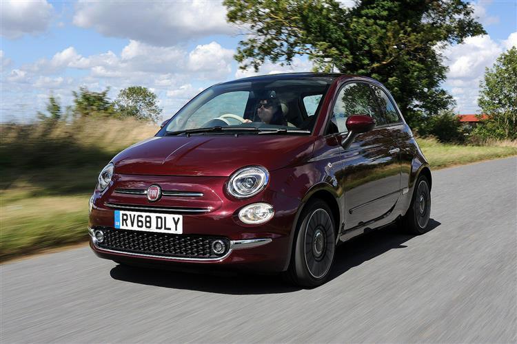 Fiat 500 1.2 Lounge 3dr **Exclusive to Warrington Motors** image 8
