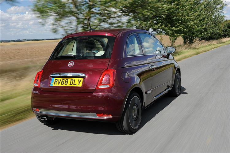 Fiat 500 1.2 Lounge 3dr **Motorparks Exclusive Offer** image 9