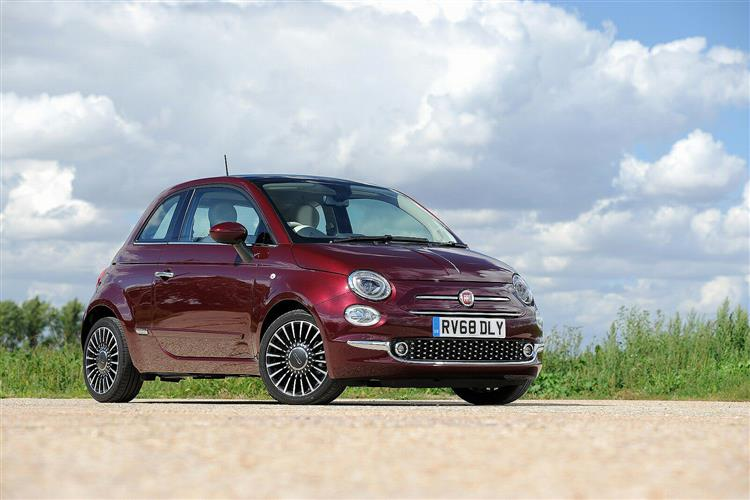 Fiat 500 1.2 Lounge 3dr **Exclusive to Warrington Motors** image 10