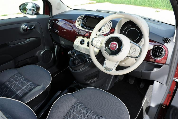 Fiat 500 1.2 Lounge 3dr **Motorparks Exclusive Offer** image 11