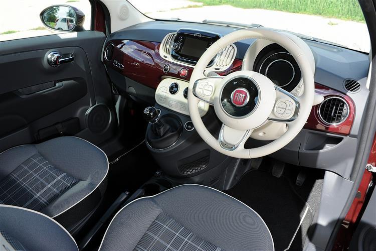 Fiat 500 1.2 Lounge 3dr **Exclusive to Warrington Motors** image 11