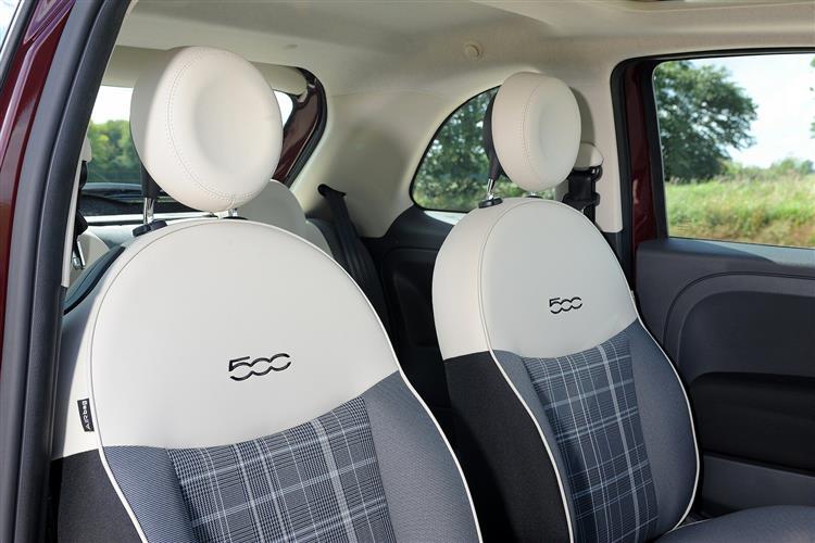 Fiat 500 1.2 Lounge 3dr **Exclusive to Warrington Motors** image 12