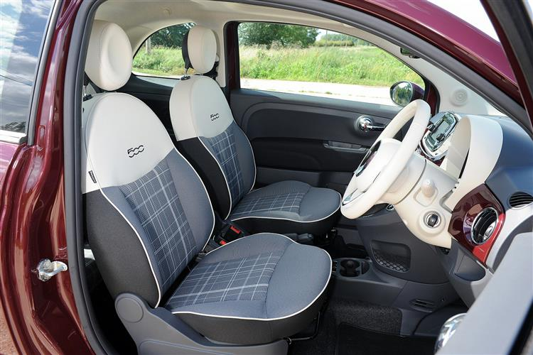 Fiat 500 1.2 Lounge 3dr **Motorparks Exclusive Offer** image 13