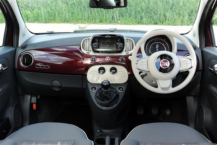 Fiat 500 1.2 Lounge 3dr **Exclusive to Warrington Motors** image 14