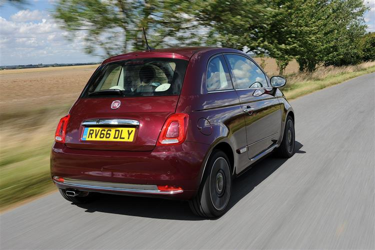 Fiat 500 1.2 Pop 3dr *Motorparks Offer* image 9