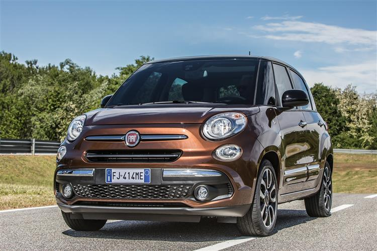 Fiat 500L 1.4 Lounge *Motorparks Offer* image 3 thumbnail