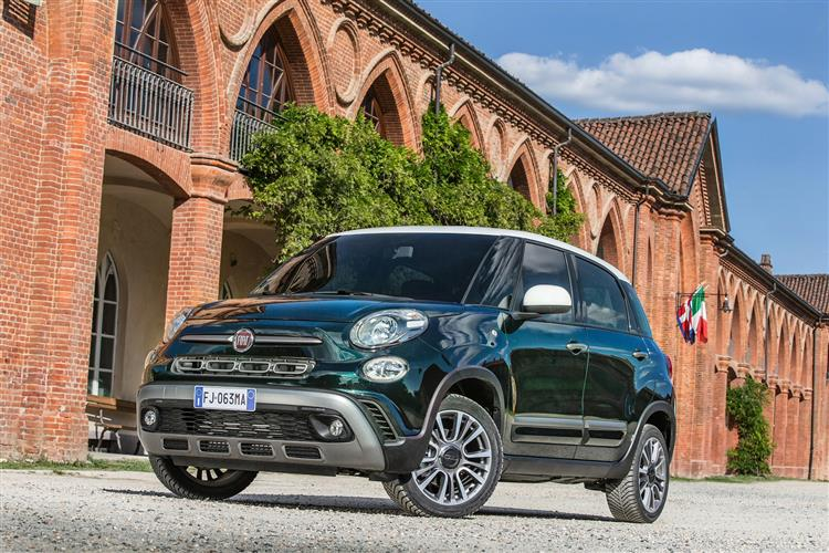 Fiat 500L 1.4 Lounge *Motorparks Offer* image 5 thumbnail