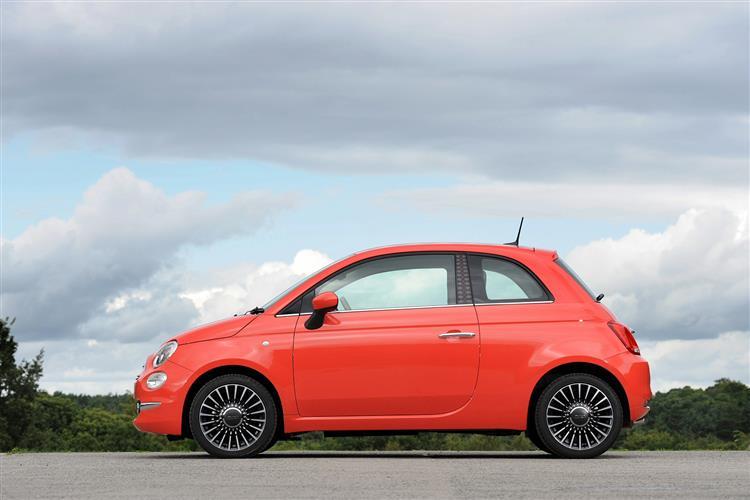 Fiat 500 1.2 Lounge image 11