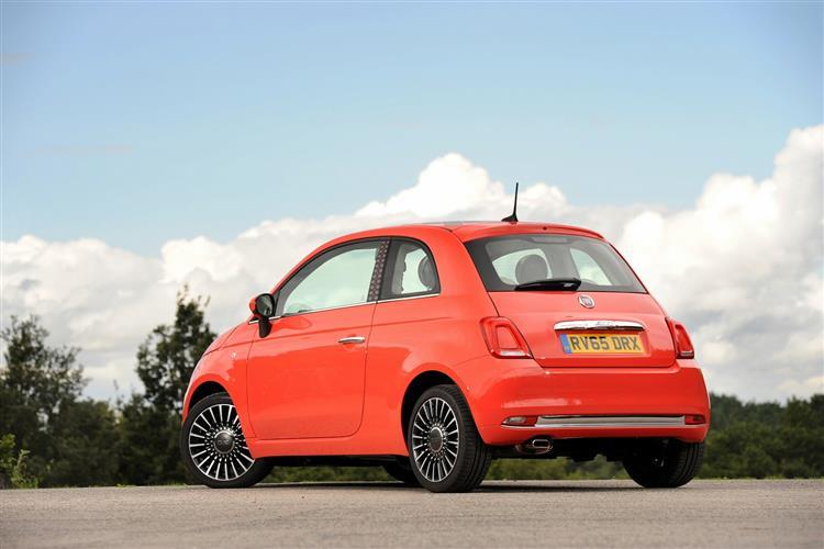 Fiat 500 1.2 Lounge image 12