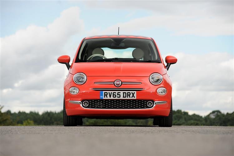 Fiat 500 1.2 Lounge image 13