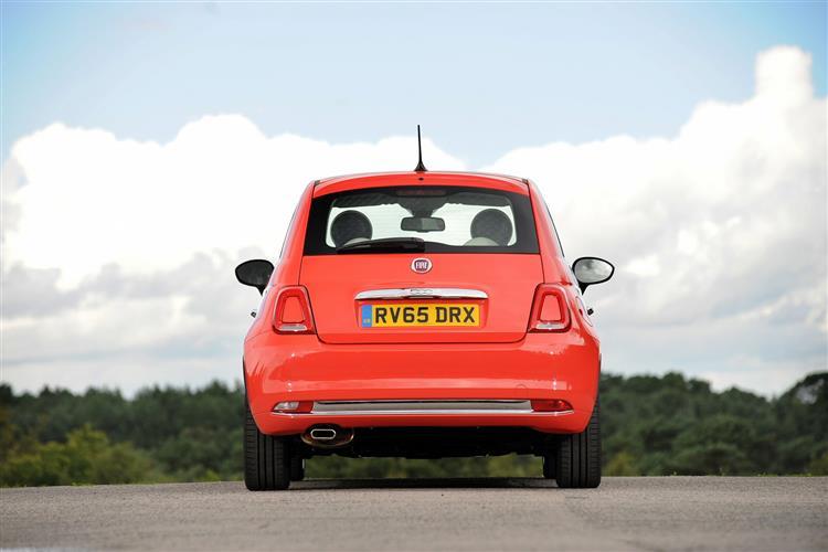 Fiat 500 1.0 Mild Hybrid Sport image 14