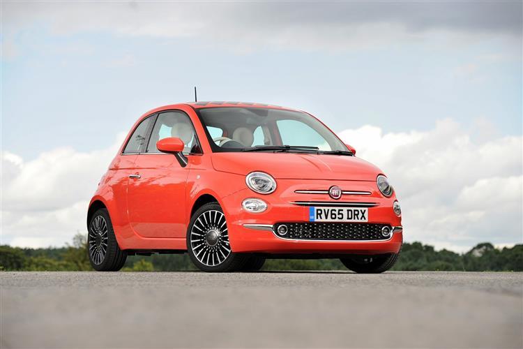 Fiat 500 1.2 Lounge image 16