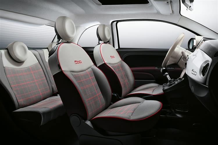Fiat 500 1.2 Lounge image 17