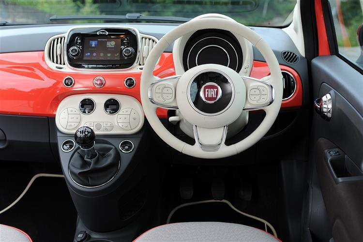 Fiat 500 1.2 Lounge image 18