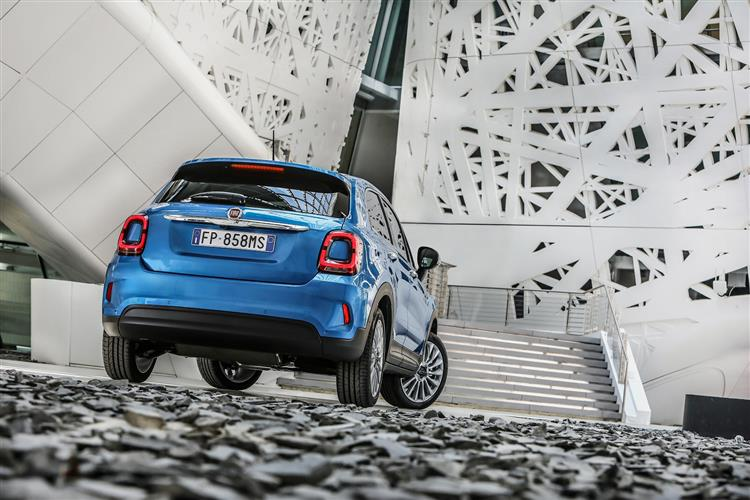 Fiat 500X - Available From NIL Advance Payment image 1