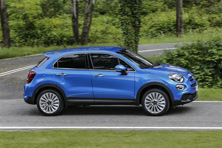 Fiat 500X - Available From NIL Advance Payment image 3