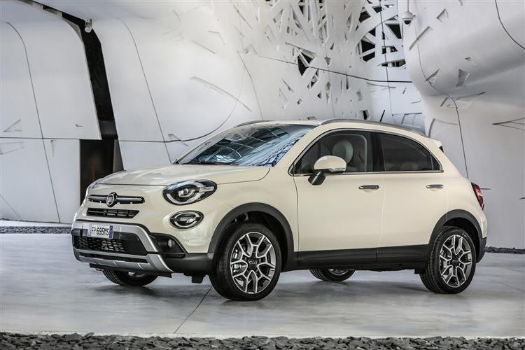 Fiat 500X - Available From NIL Advance Payment image 5