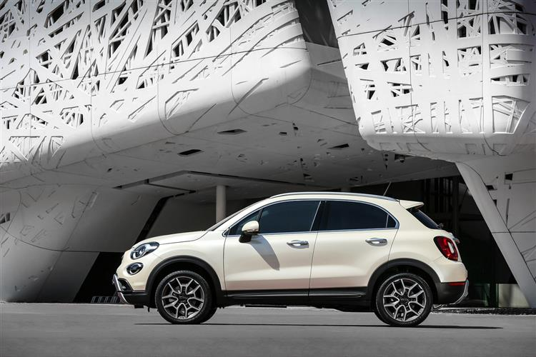 Fiat 500X - Available From NIL Advance Payment image 6 thumbnail