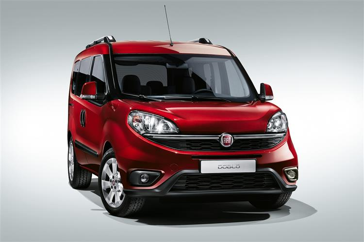 Fiat Doblo 1.4 95 Pop image 4